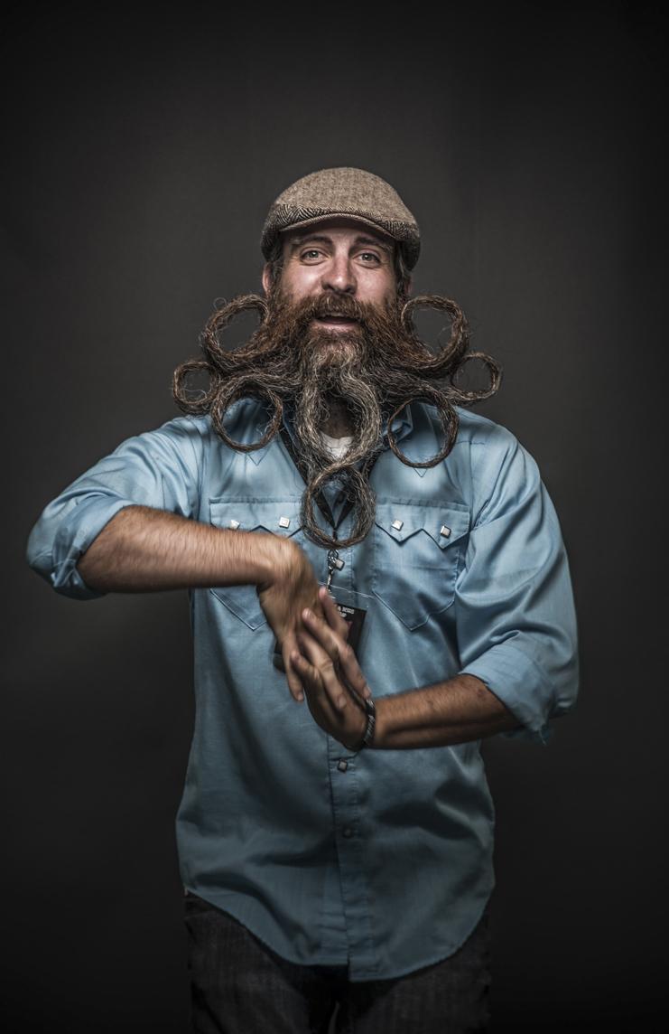 Midwest Mustache & Beard Wearers Championship 2014