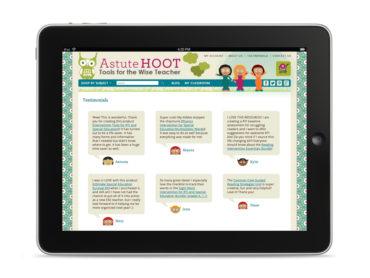 Astute Hoot Website