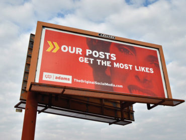 The Original Social Media Campaign