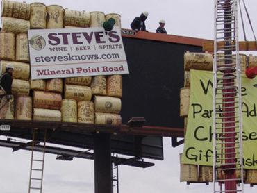Steve's Cork Bulletin