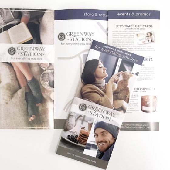 greenway brochures