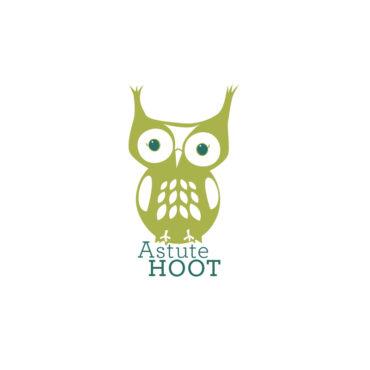 Astute Hoot Illustrations